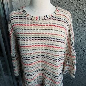 Roolee Colorful Knit Sweater